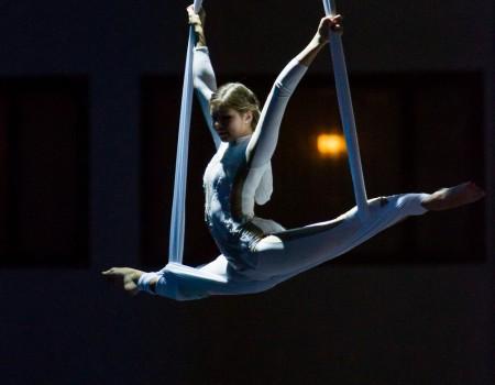 Luftartistik – Akrobatik in atemberaubender Höhe